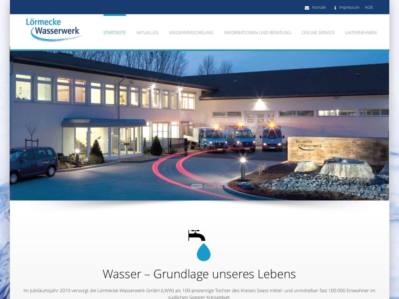 Screen loermecke.de