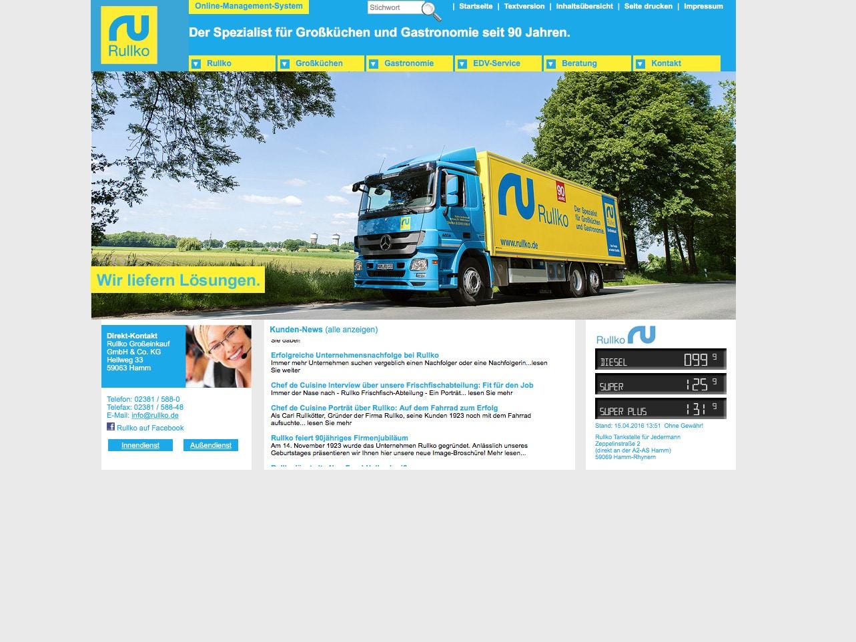 Screen Rullko.de