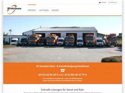 Screen winkelmann-entsorgung.de