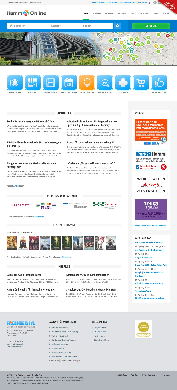 Screen hamm.online