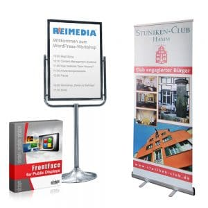 Displays & Marketing