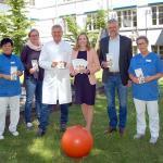 REIMEDIA sponsorte Flyer für Förderverein der Kinderklinik Hamm